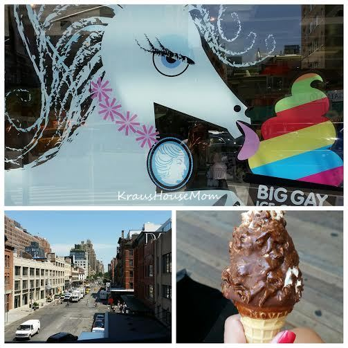 Big Gay Ice Cream, High Line