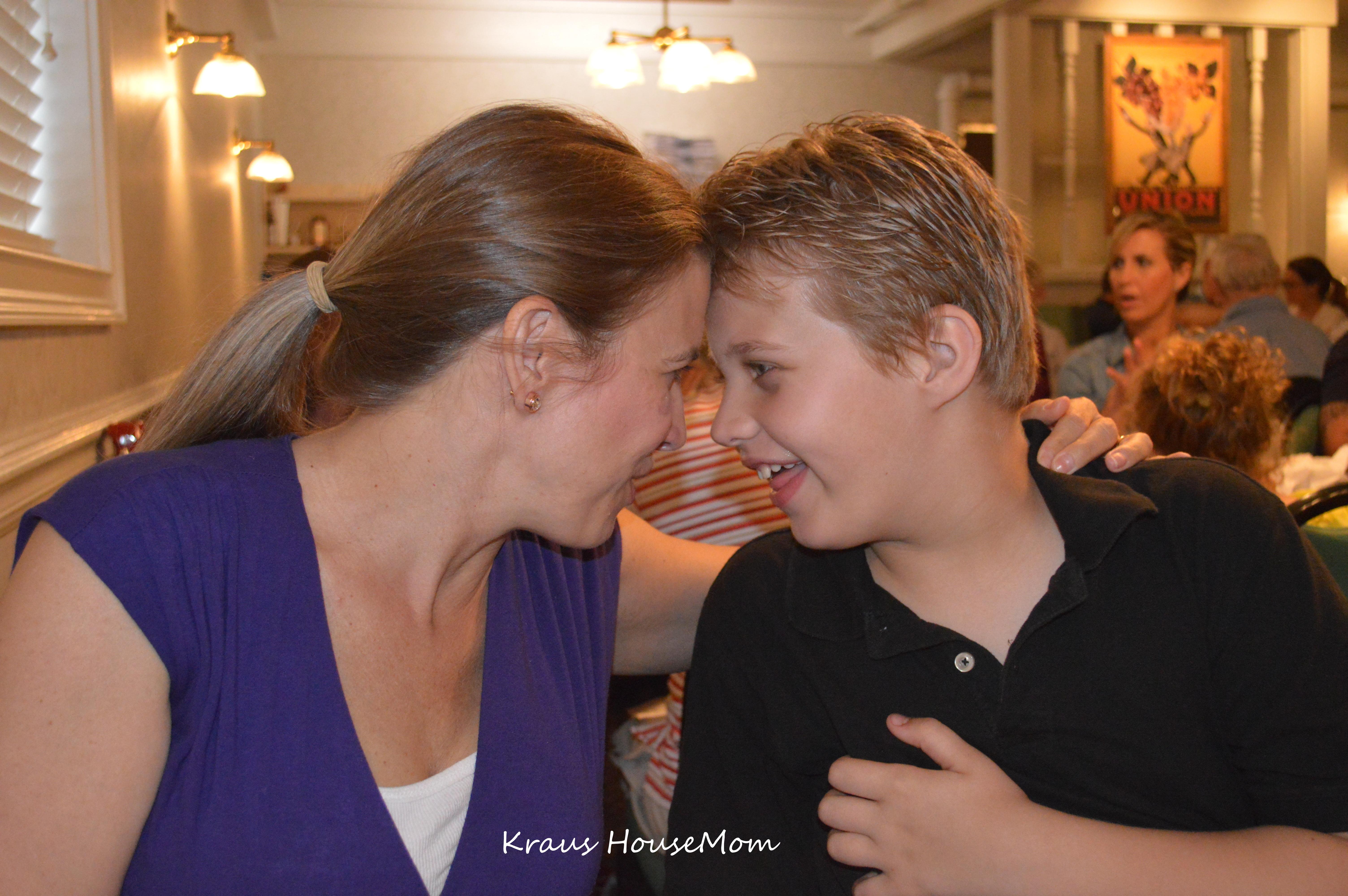 Kraus House Mom