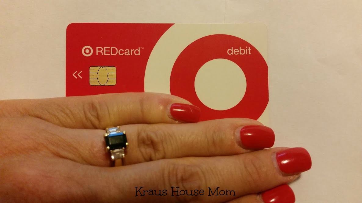 Target Red Card...My Worst Decision - Kraus House Mom